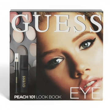 Guess EYE Peach 101 Look...