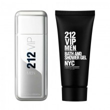 Carolina Herrera Vip (M) Edt 100 Ml+100 Ml Sg Travel Set