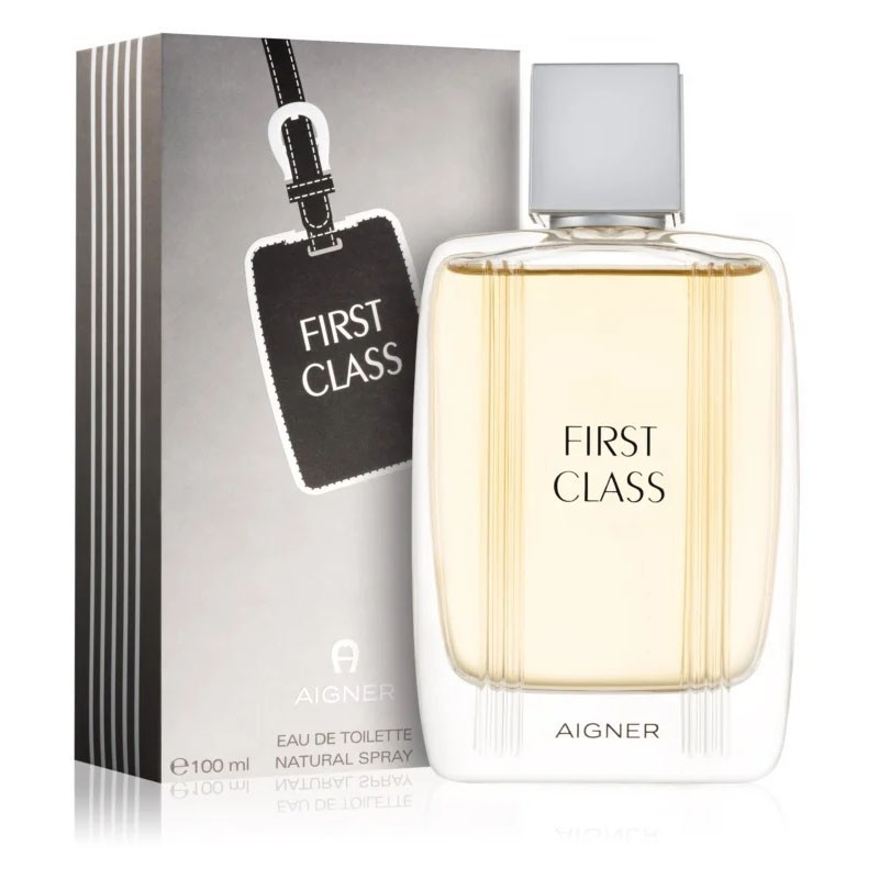 Aigner First Class (M) Edt 100 Ml