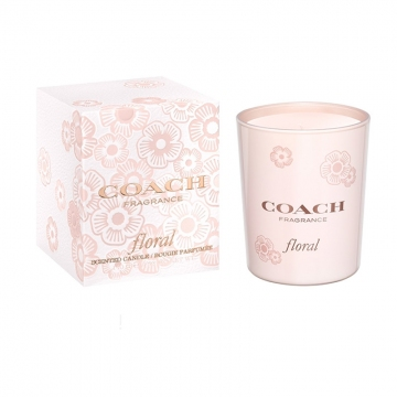 Coach New York Floral -...