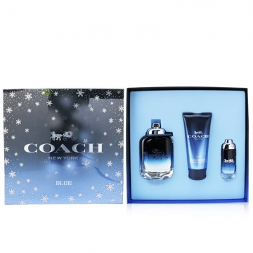 Coach New York Blue - Eau...