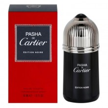 Cartier Pasha De Cartier Edition Noir Edt 50 Ml
