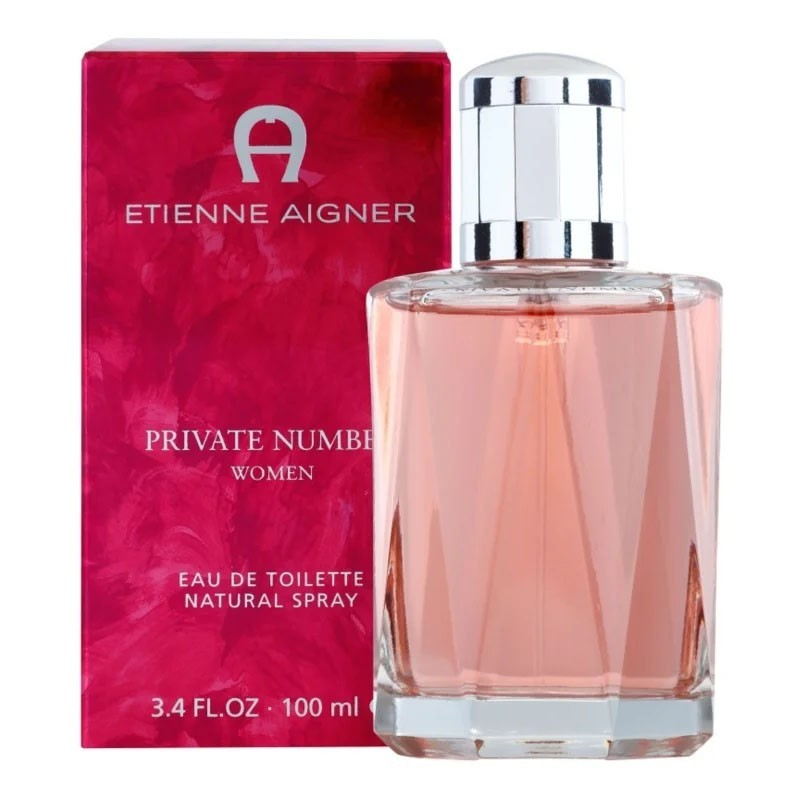 Aigner Private Number (W) Edt 100 Ml