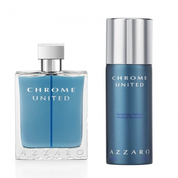 Azzaro Chrome United - Eau...