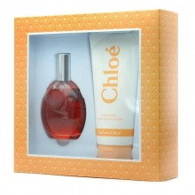 Chloe (W) Edt 90 Ml+200 Ml Bl Set