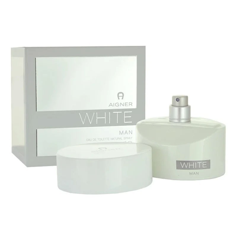 Aigner White (M) Edt 125 Ml
