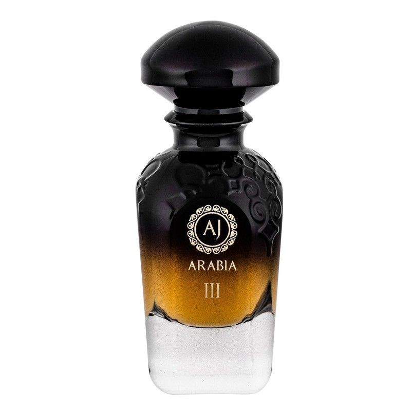 Aj Arabia Black Collection III Edp 50 Ml