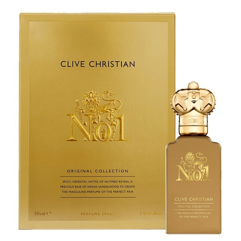 Clive Christian No.1 Spicy Oriental (M) Edp 50 Ml