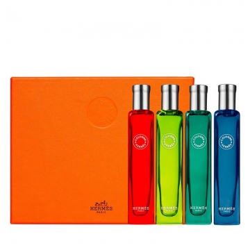 Hermes Colognes Collection...