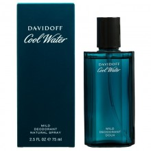 Davidoff Cool Water (M) Deodorant 75 Ml