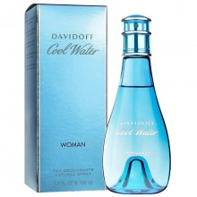 Davidoff Cool Water (W) Deodorant 100 Ml