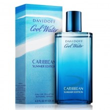 Davidoff Cool Water Caribbean Summer Edition (M) Edt 125 Ml