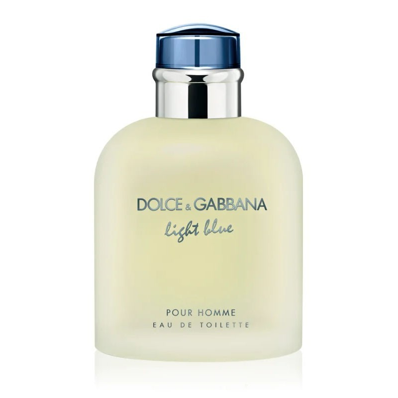 Dolce & Gabbana Light Blue (M) Edt 125 Ml