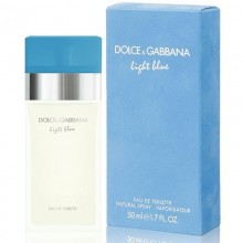 Dolce & Gabbana Light Blue (W) Edt 50 Ml