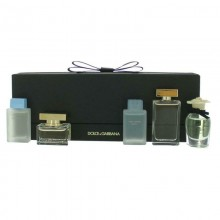 Dolce & Gabbana Light Blue Eau Intense 4.5 Ml+The One 7.5 Ml+Dolce 5 Ml+The One 5 Ml+Light Blue4.5 Ml
