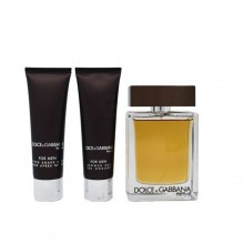 Dolce & Gabbana The One (M) Edt 100 Ml+50 Ml Sg+50 Ml Asb Travel Set