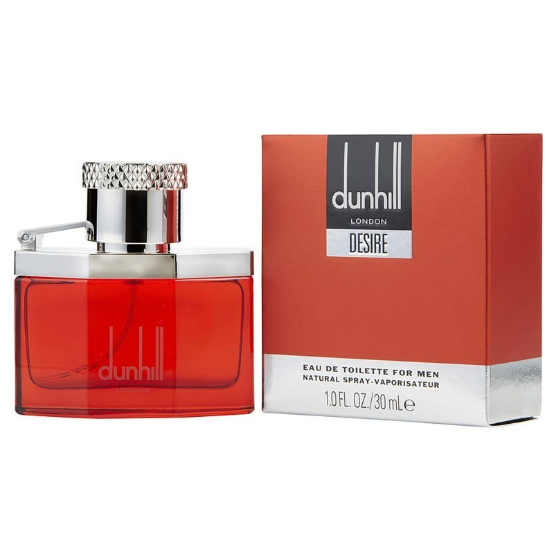 Dunhill Desire Red (M) Edt 30 Ml