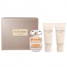 Elie Saab Intense Le Perfume (W) Edp 90 Ml+75 Ml Bl+75 Ml Shower Cream Set