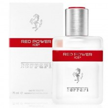 Ferrari Red Power Ice 3 (M) Edt 75 Ml