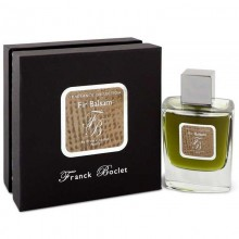 Franck Boclet Fir Balsam Edp 100 Ml