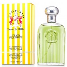 Giorgio Beverly Hills Yellow (M) Edt 118  Ml
