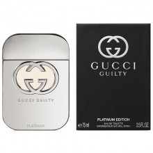 Gucci Guilty Platinum Edition (W) Edt 75 Ml