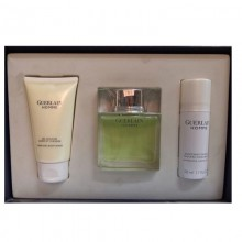 Guerlain Homme Edt 80 Ml+75 Ml Body Wash+50 Ml Deodorant Set