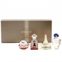 Guerlain La Collection Du Parfumeur (W) 4 X 5 Ml Mini Set