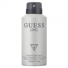 Guess 1981 (M) Deo Body Spray 150 Ml