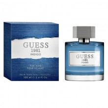 Guess 1981 Indigo (M) Edt 100 Ml