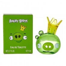 Angry Birds Green Edt Miniture 5 Ml