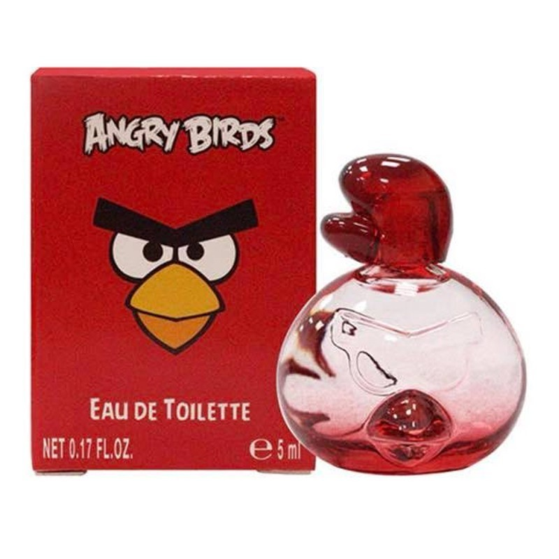 Angry Birds Red Edt Miniture 5 Ml