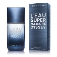 Issey Miyake L'Eau D'Issey Super Majeure (M) Edt 100 Ml
