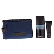 Issey Miyake Nuit D'Issey (M) Edt 125 Ml+75 Ml Sg+Toiletry bag set