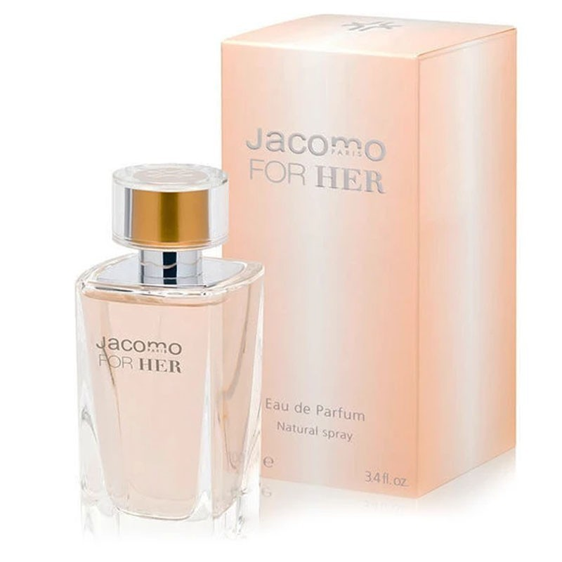 Jacomo (W) Edp 100 Ml