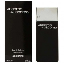 Jacomo De Jacomo Black (M) Edt 100 Ml