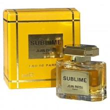 Jean Patou Sublime Edp Miniture 5 Ml