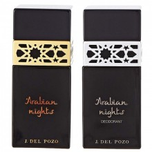 Jesus Del Pozo Arabian Night (M) Edp 100 Ml + 100 Ml Deodrant Set