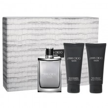 Jimmy Choo (M) Edt 100 Ml+100 Ml Sg+100 Ml Asb Set