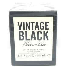 Kenneth Cole Black Vintage Edt 50 Ml