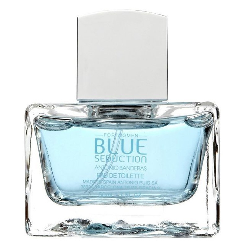 Antonio Banderas Blue Seduction (W) Edt 80 Ml