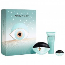 Kenzo World Edp 50 Ml+75 Ml Bl+5 Ml Mini Set