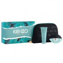 Kenzo World Edp 50 Ml+75 Ml Bl+Bag Set