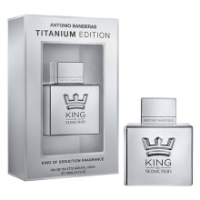 Antonio Banderas King Of Seduction Titanium Edtn (M) Edt 100 Ml