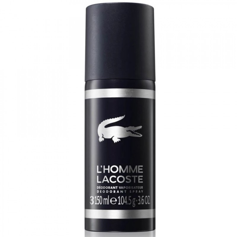 Lacoste L'Homme Deodrant 150 Ml