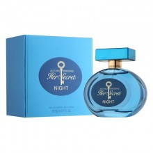 Antonio Banderas The Secret Night Edt 80 Ml