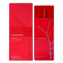 Armand Basi In Red (W) Edp 100 Ml