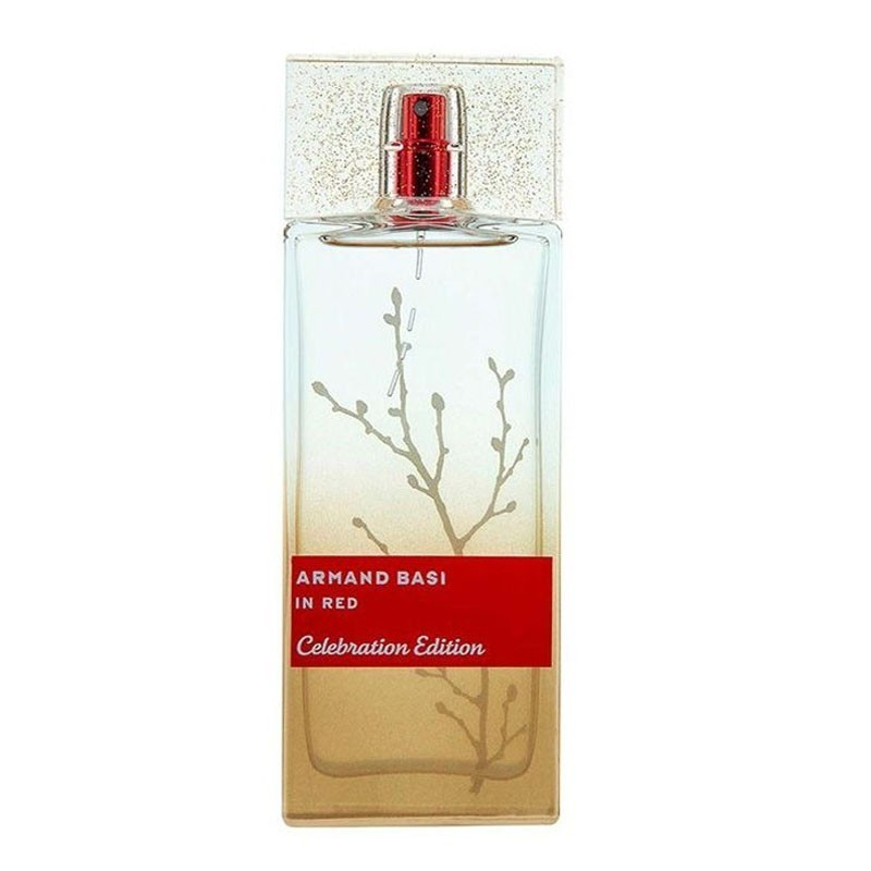 Armand Basi In Red Celebration Edi Edt 100 Ml