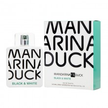 Mandarina Duck Black & White Edt 100 Ml