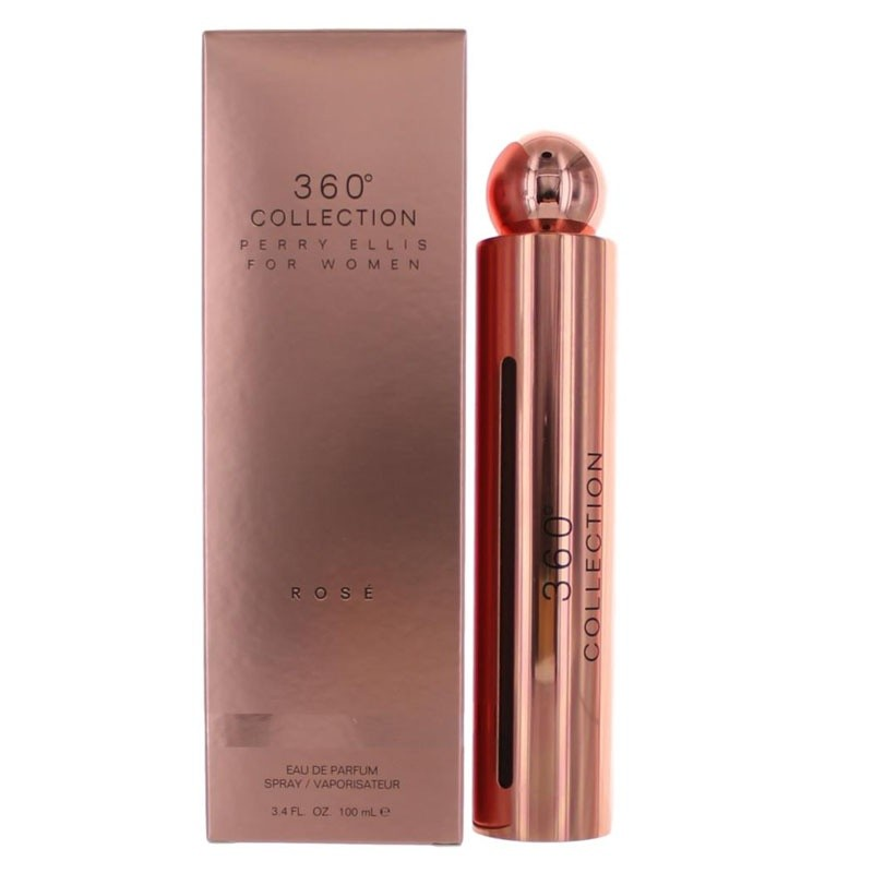 360 Perry Ellis Collection Rose (W) Edp 100 Ml